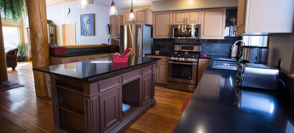 Large Kitchen for Entertaining
